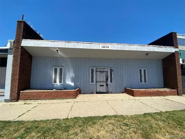 18632 W Mcnichols, Detroit, MI 48219 (#2200064988) :: The BK Agency