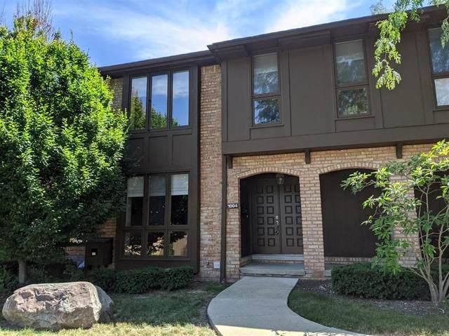 1004 Greenhills Drive, Ann Arbor, MI 48105 (#543275553) :: Novak & Associates