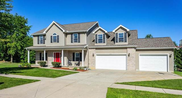 4120 Ernest Way, Watertown Twp, MI 48906 (#630000248691) :: GK Real Estate Team