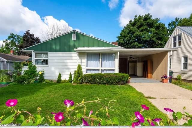 611 N Ivanhoe, Ypsilanti, MI 48197 (#543275611) :: Novak & Associates