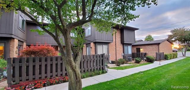37432 Clubhouse Drive, Sterling Heights, MI 48312 (#2200065128) :: Novak & Associates