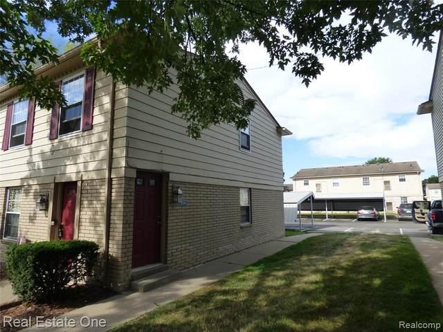 108 Princeton Drive, South Lyon, MI 48178 (#2200065226) :: The Mulvihill Group