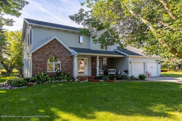 5856 Buttonwood, Meridian Charter Twp, MI 48840 (#630000248717) :: The BK Agency