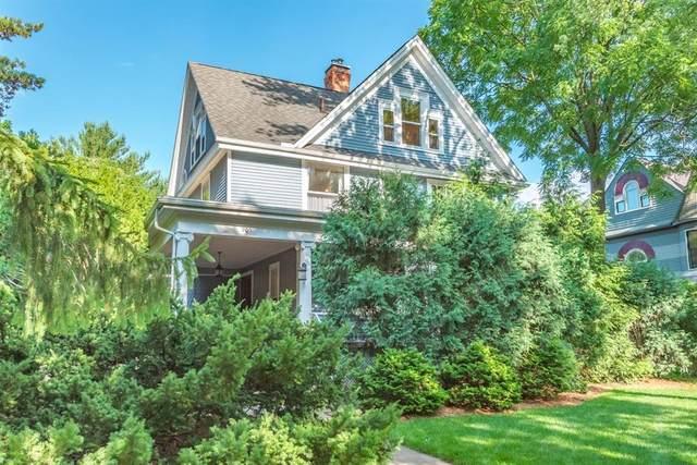 905 Olivia Avenue, Ann Arbor, MI 48104 (#543275225) :: Novak & Associates