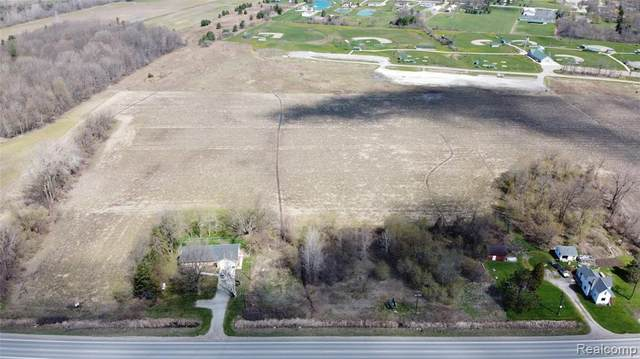 00 W Fred Moore Highway, ST. CLAIR TWP, MI 48079 (#2200065402) :: Robert E Smith Realty