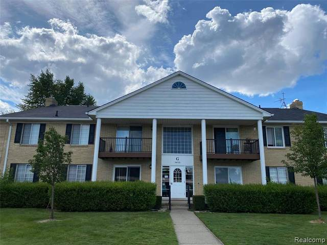 34731 Kimberly Drive #5, Sterling Heights, MI 48312 (#2200065456) :: Alan Brown Group