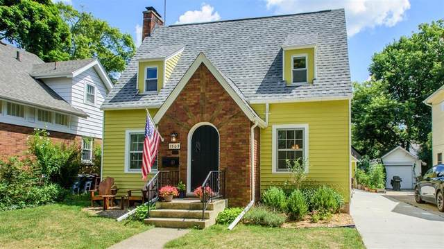 1509 Montclair Place, Ann Arbor, MI 48104 (#543275619) :: Novak & Associates