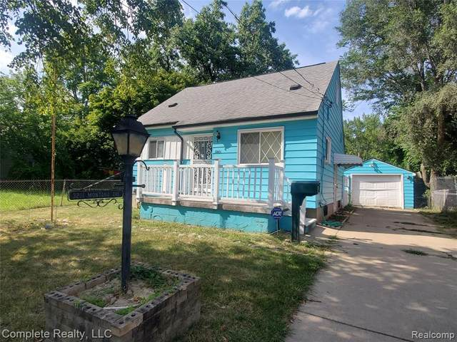 3201 Montana Avenue, Flint, MI 48506 (#2200065536) :: The Mulvihill Group