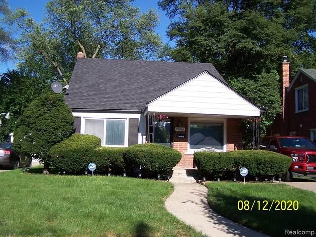 19746 Westmoreland Road, Detroit, MI 48219 (#2200065615) :: The BK Agency