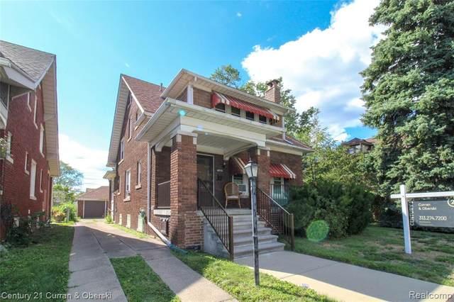 7321 Bingham Street, Dearborn, MI 48126 (#2200065723) :: The BK Agency