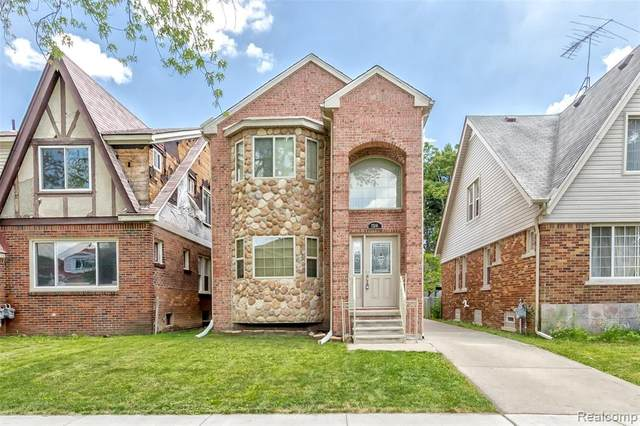 7518 Williamson Street, Dearborn, MI 48126 (MLS #2200065774) :: The John Wentworth Group