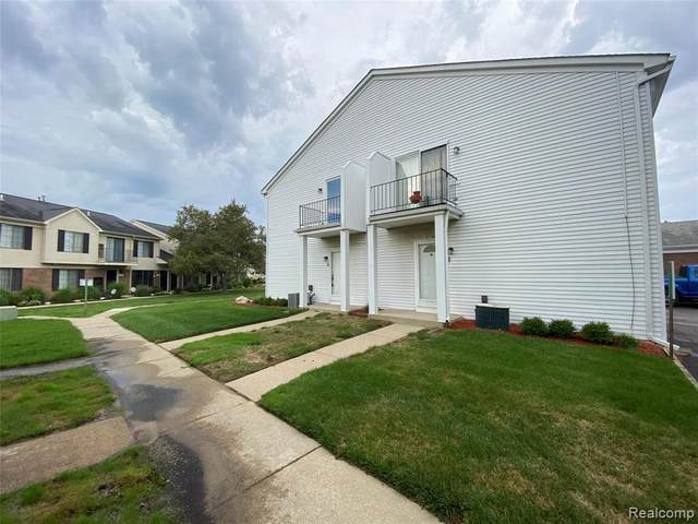 42544 Saratoga Road #176, Canton Twp, MI 48187 (#2200065841) :: Novak & Associates