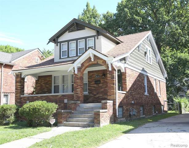 4834 Yorkshire Road, Detroit, MI 48224 (#2200065875) :: The BK Agency