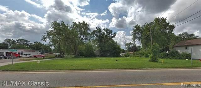 0000 Cooley Lake, West Bloomfield Twp, MI 48324 (#2200065878) :: Novak & Associates