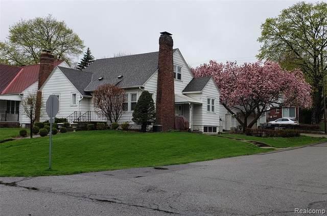 2160 Avondale Street, Sylvan Lake, MI 48320 (#2200065937) :: The BK Agency