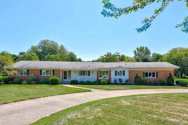 6301 Pinewood, Frankenmuth Twp, MI 48734 (#61050020627) :: The BK Agency
