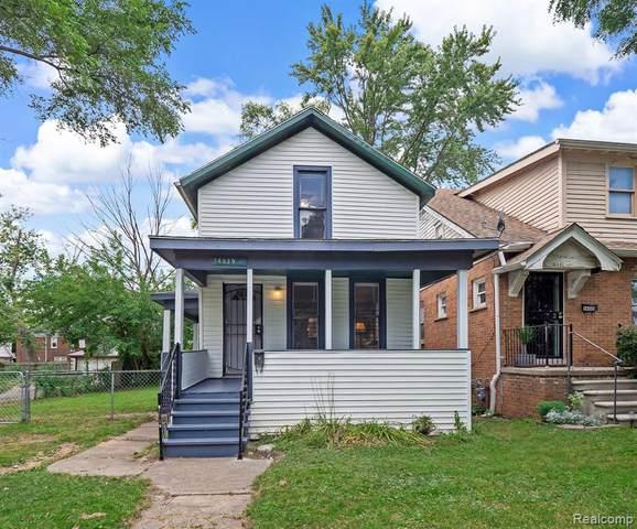 14435 Prevost Street, Detroit, MI 48227 (#2200065960) :: The BK Agency