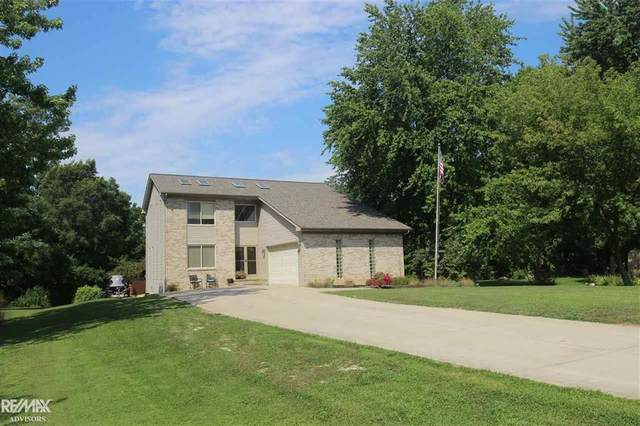 46791 Patnick Dr, Macomb Twp, MI 48042 (#58050020645) :: The BK Agency