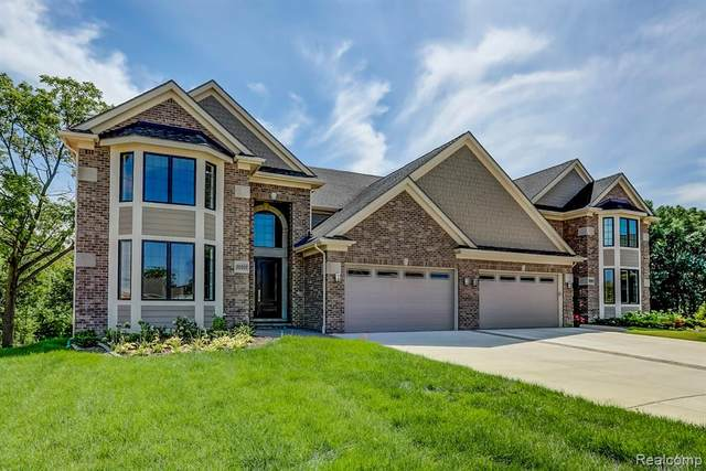 20202 Beacon Way, Northville Twp, MI 48167 (#2200066027) :: GK Real Estate Team