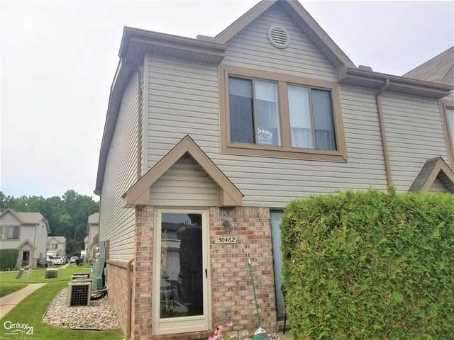 50462 N Bay Run, Chesterfield Twp, MI 48047 (#58050020696) :: Duneske Real Estate Advisors