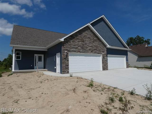 2376 Waterford Way, Davison Twp, MI 48423 (#2200066784) :: Duneske Real Estate Advisors
