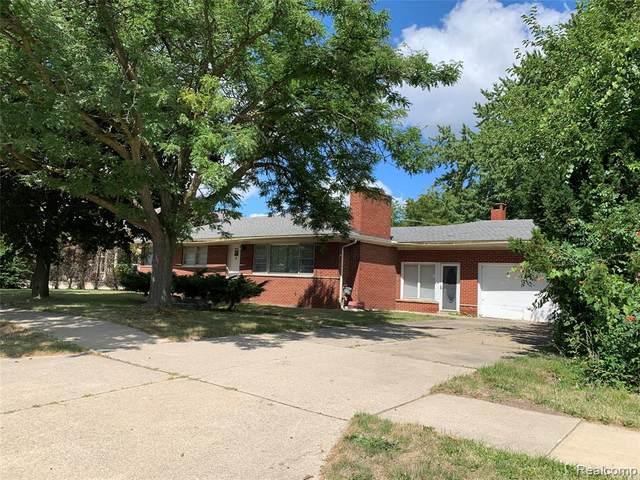 3661 Metropolitan Parkway, Sterling Heights, MI 48310 (#2200067199) :: GK Real Estate Team