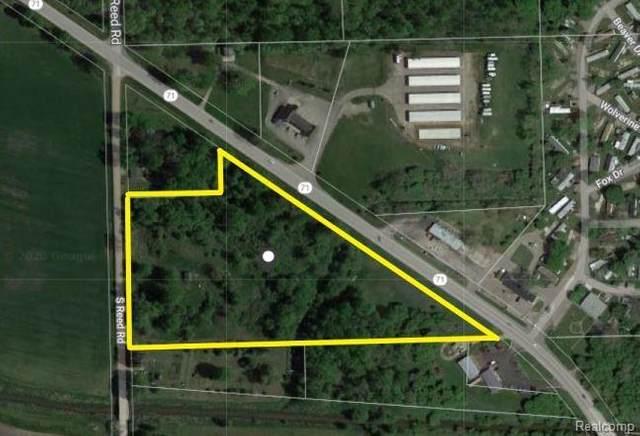 V/L M-71 Road, Vernon Twp, MI 48429 (#2200067212) :: The Alex Nugent Team | Real Estate One
