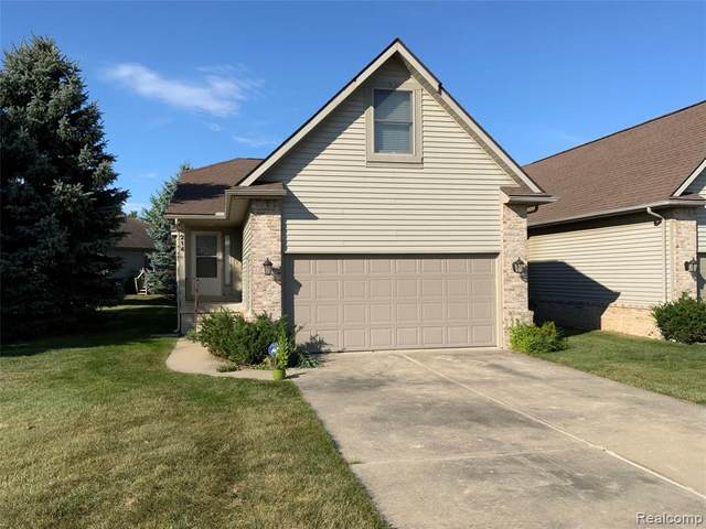 214 Canterbury Court, Linden, MI 48451 (MLS #2200067260) :: The John Wentworth Group