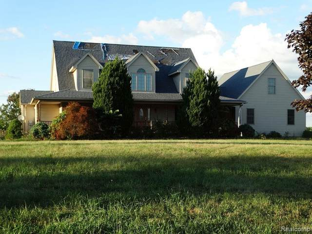 4375 Pointe Aux Peaux, Frenchtown Twp, MI 48166 (#2200067292) :: The Mulvihill Group
