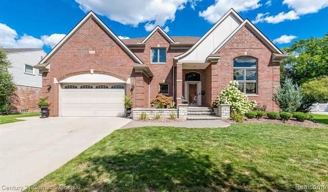 1618 Kinmore Street, Dearborn Heights, MI 48127 (#2200067508) :: GK Real Estate Team