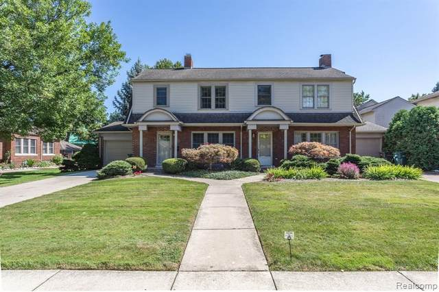 22259 Morley Avenue, Dearborn, MI 48124 (#2200067742) :: GK Real Estate Team