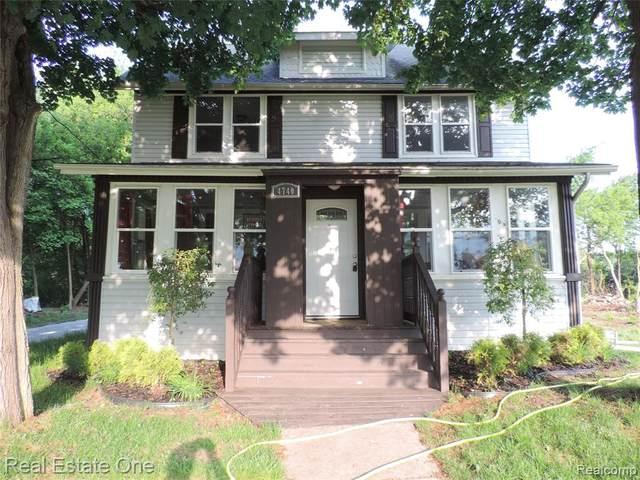 4740 Orchard Lake Road, West Bloomfield Twp, MI 48323 (#2200067743) :: GK Real Estate Team