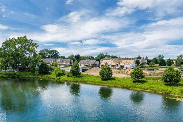 952 Sloane Court, White Lake Twp, MI 48386 (#58050021232) :: Alan Brown Group