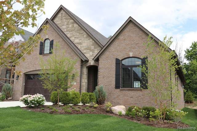 11842 Tuscany Court, Plymouth Twp, MI 48170 (#2200068272) :: GK Real Estate Team