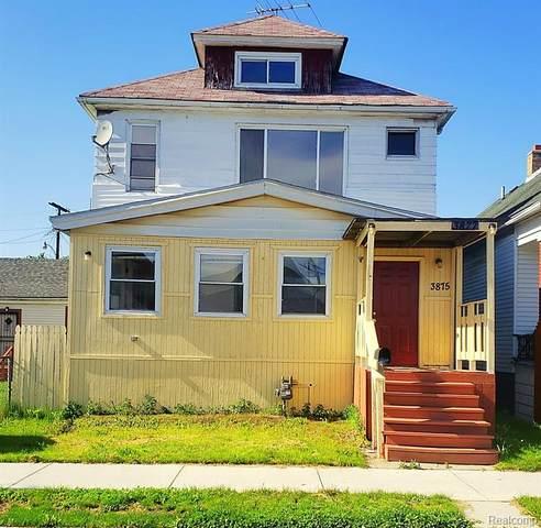 3875 Fredro St, Detroit, MI 48212 (#2200068406) :: Novak & Associates
