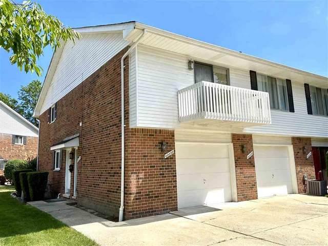 42238 Toddmark, Clinton Twp, MI 48038 (#58050021336) :: GK Real Estate Team