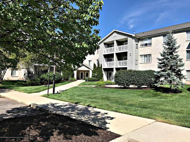 338 W Saginaw #33, East Lansing, MI 48823 (MLS #630000249009) :: The John Wentworth Group