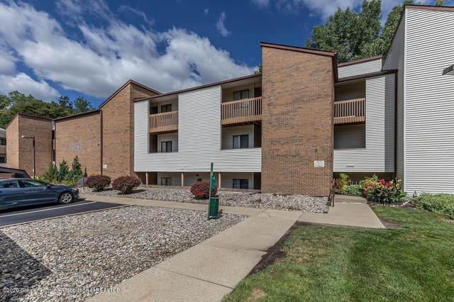 1460 E Pond Drive #14, Meridian Charter Twp, MI 48864 (#630000249021) :: The BK Agency