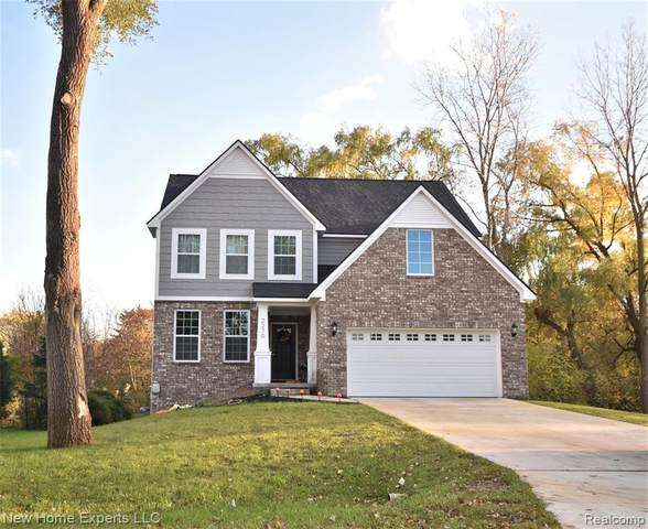 43145 13 Mile Road, Novi, MI 48377 (#2200068824) :: Duneske Real Estate Advisors