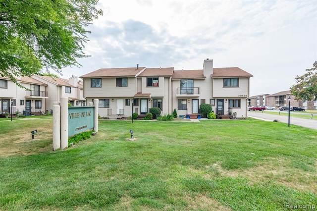 50636 Jefferson Avenue #2, New Baltimore, MI 48047 (#2200068935) :: GK Real Estate Team