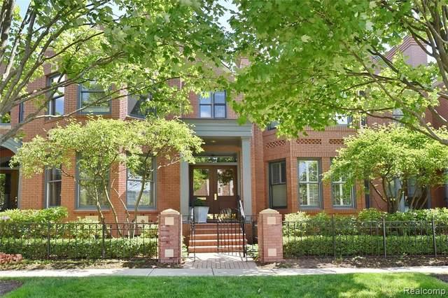 463 W Merrill Street, Birmingham, MI 48009 (MLS #2200069236) :: The John Wentworth Group