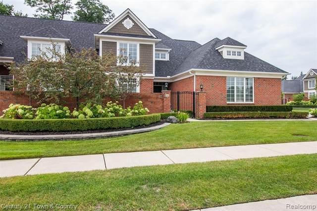 3941 Appaloosa Drive #24, Troy, MI 48084 (#2200069285) :: Duneske Real Estate Advisors