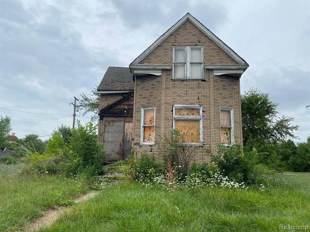 1973 E Grand Boulevard, Detroit, MI 48211 (#2200069319) :: Robert E Smith Realty