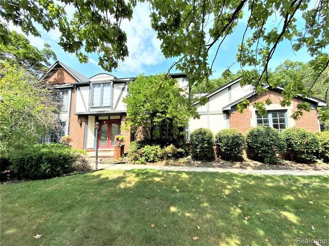 46931 Elmsmere Drive, Northville, MI 48167 (#2200069331) :: Duneske Real Estate Advisors