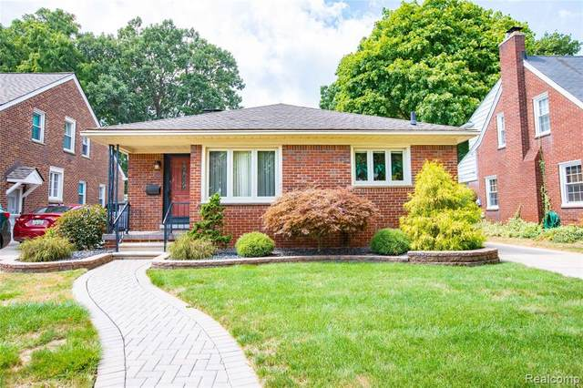 2476 Edgemont Street, Trenton, MI 48183 (MLS #2200069333) :: The John Wentworth Group