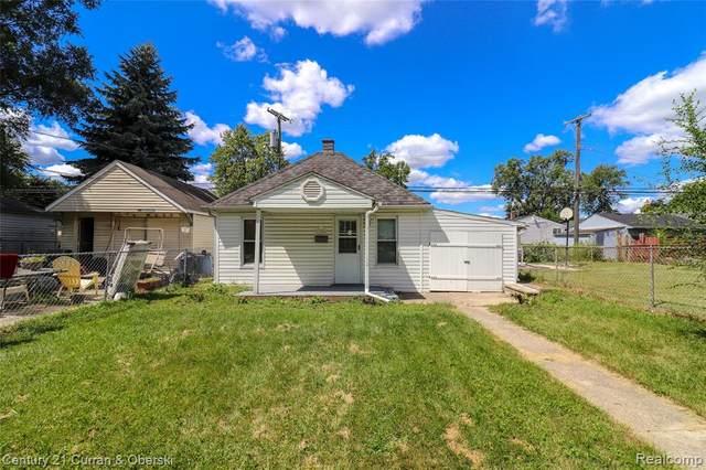 17751 Henry Street, Melvindale, MI 48122 (#2200069426) :: Real Estate For A CAUSE