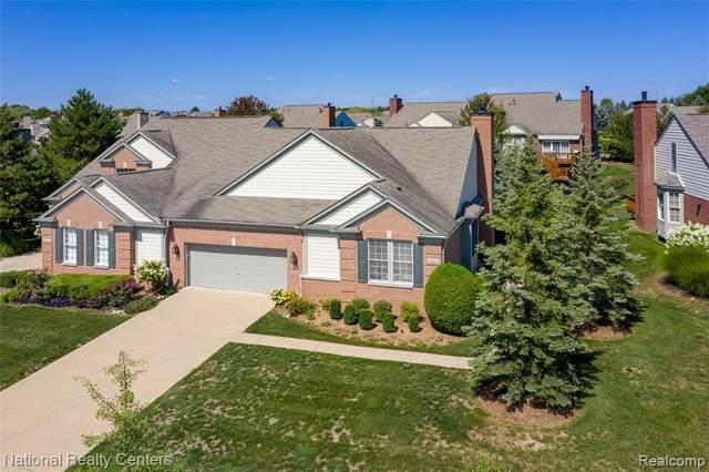 44450 Aspen Ridge Drive, Northville Twp, MI 48168 (#2200069675) :: Duneske Real Estate Advisors
