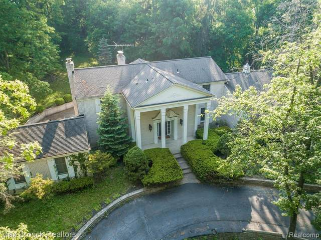 469 Goodhue Road, Bloomfield Hills, MI 48304 (#2200069714) :: RE/MAX Nexus