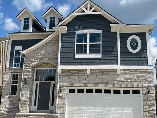 44228 Sedgwick Boulevard, Novi, MI 48377 (#2200069717) :: Duneske Real Estate Advisors