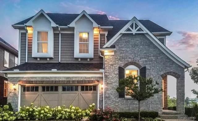 44240 Sedgwick Boulevard, Novi, MI 48377 (#2200069773) :: Duneske Real Estate Advisors